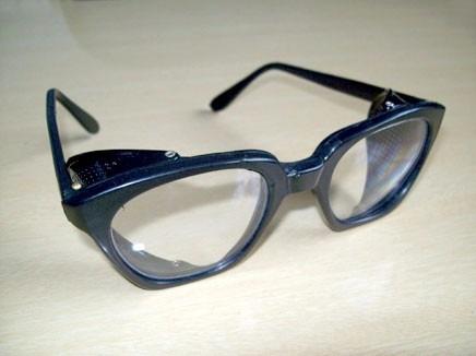 f297c52942454 Óculos De Proteção Arco Verde Lente Cristal Incolor 01 - R  39