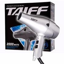 Secador Profissional 2000w Negativos Fox Ion Prata Taiff