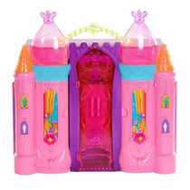 Casa Da Barbie Castelo Importado + Peças Para Montar - Luxo