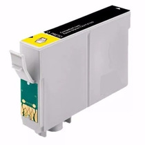 Cartucho Epson Compativel To90 90 To901 Stylus C92 Cx5600 Bk