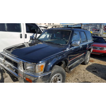 Jeep Toyota Runner 1990 Diesel Automática 4x4 Electrica Aire