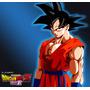 Fabuloso Disfraz De Goku Dragon Ball Z