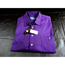 Camisa Social Ralph Lauren   Armani   Boss   100 % Algodão