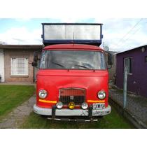 Camion Rastrojero1979 Motor Ford Con Gnc $90.000 Tipo 608