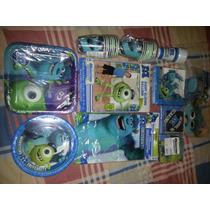 Articulos Para Fiesta Infantil De Monster Inc.