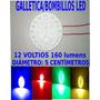 Bombillo,led,luces De Stop,carro,moto,tuning,dicroico,cucuyo
