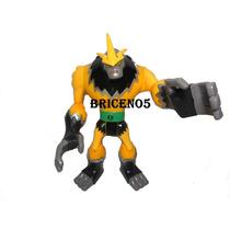 Muñecos Articulados 25cm Aliens Shocksquatch Ben 10