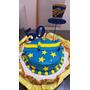 Torta Equipos Futbol Cumpleaños Todos Los Equipos!