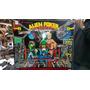 Alien Poker Completo Pinball Flipper Sin Hacer Funcionar