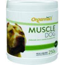 Muscle Dog 250 G Organnact Pet Shop Store