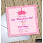 Invitaciones Digitales Personalizadas Baby Shower Niña