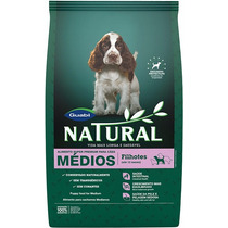Ração Guabi Natural Cães Filhotes Porte Médio 15 Kg