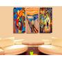 Abstractos Cuadros, Decorativos. Habitacion