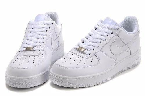 Zapatillas Nike Air Force 1 Blancas - $ 3.299,00 en Mercado Libre