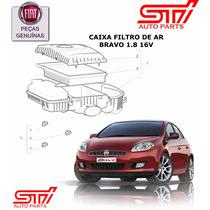 Caixa Filtro De Ar Fiat Bravo 1.8 16v 2011 - 2014 Original