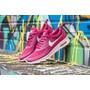 Zapatillas Mujer Wmns Air Max Thea Fucsia Originales Comodos