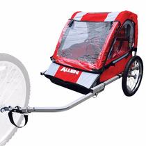 Carro Para Perro Allen Sports Steel Bicycle Trailer