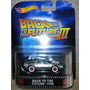 Hot Wheels Retro K Delorean Back To Future 1955 Time Machine