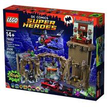 Lego Super Heroes Set 76052 Batman Classic Batcave En Stock