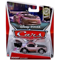 Cars Disney Pixar Boost With Flames Jugueteria Bunny Toys
