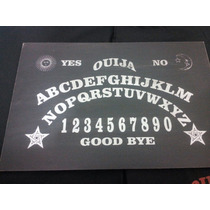Tabla Ouija Artesanal En Madera Profecional