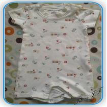 Body Para Niño Talla 3 A 6 Meses Zara Baby