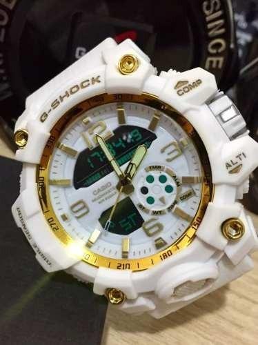 fbafb3faca3 Relógio G-shock Analógico Digital + Caixa De Acrílico! - R  55