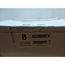 Caja De Cable Calibre Thw-ls 8 De 1 Polo Kobrex