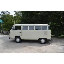 Volkswagen Kombi Std Ano 1983