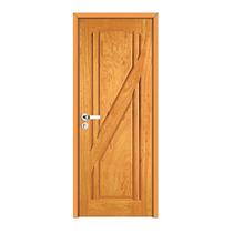Porta De Madeira C/ Batente 1009 - 2,10m X 90cm - Angelim