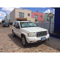 Jeep Grand Cherokee 5p Limited 4x4 V8 Aut 2004