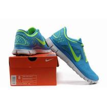 Zapatos Nike Free Run 100% Originales Nuevos En Cajas