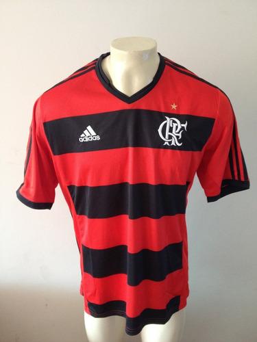 3ae036358a Camisa Flamengo Campeao Copa Brasil 2013 adidas - Na Etiquet - R  250