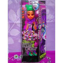 Monster High Set Scared Inner Monster De Ropa Accesorios