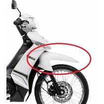 Paralama Dianteiro Crypton 115 Branco Original Yamaha