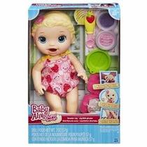 Baby Alive Lanchinhos Divertidos Mecanismo Da Comilona B5013