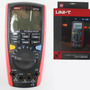 Tester Medidor Multimetro Rms Corriente Voltaje Ut71b Htec