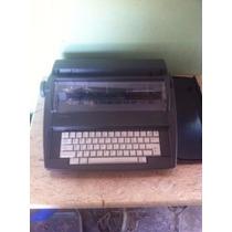 Máquina De Escrever Brother Ax-325 #93
