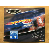 Hot Wheels Legends To Life Pontiac Nascar # 44 Kyle Petty .