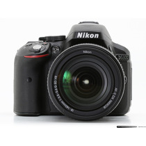 Nikon D5300 + Memo Y Bolso Kit 18-55mm Wi-fi Efectivo Promo