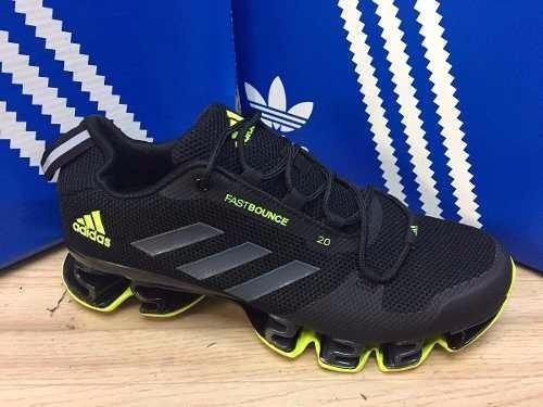 zapatillas adidas bounce hombre