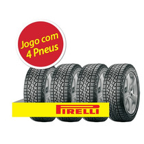 Kit 4 Pneu Aro 16 Pirelli 235/70r16 Scorpion Atr 105t