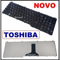 Teclado Toshiba Satellite L655 L655d C655 Nsk-tn0gv0b Us