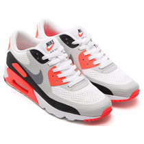 Tênis Nike Air Max 90 Infrared Og Ultra Essential Original.