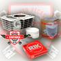 Kit Cilindro Motor P/ Moto Honda Fan150 Pistao 3mm 165cc