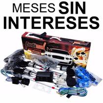 Vecctronica: Kit Completo Alza Vidrios 4 Puertas Universal.!