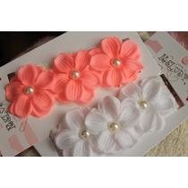 Bandana De Flores Niña Headband Cintillo