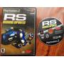 R S Riding Spirits - Carreras De Motos - Play Station 2 Ps2