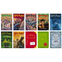 Kit Imperdível Harry Potter - Capa Original (10 Livros)