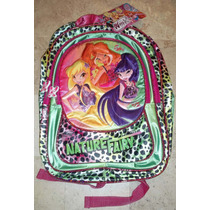 Backpack Mochila Winx
